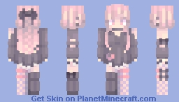 a l t e r⠀e g o Minecraft Skin