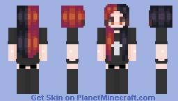 Ash Costello Minecraft Skin