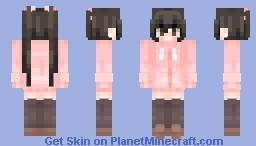 why can't we just be friends Minecraft Skin
