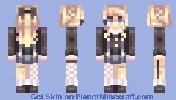 Annata Scura ♥ Minecraft Skin