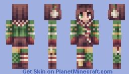 I'm up to snow good - contest Minecraft Skin