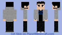 Jamie Reyes | Blue Beetle Minecraft Skin
