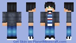 Cool Kid2 Minecraft Skin
