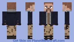 Abraham Ford / The Walking Dead / Last Day on Earth Minecraft