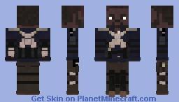 Morgan Jones [7x16] // The Walking Dead Minecraft