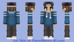 Lose yourself Minecraft Skin