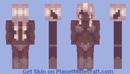 ~t h i c c~  e l f Minecraft Skin