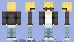 ( 60 subs ) Eminem Minecraft Skin