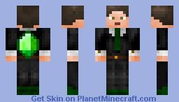TylerTEB's Official Skin Minecraft Skin
