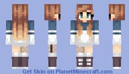 Kat Loraine Minecraft Skin
