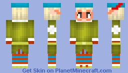 ~Shoemaker's Elf~ Shrek Series Minecraft Skin