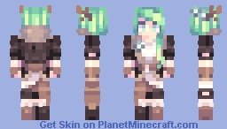 Hunter Update Minecraft Skin