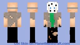 Jason is my Dad - Late Halloween Skin Minecraft Skin