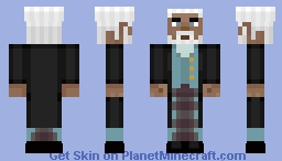 Kent (Minecraft Story Mode) Minecraft Skin