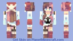 OC Lei Minecraft Skin