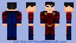 Mon-El (DC Comics) Minecraft Skin