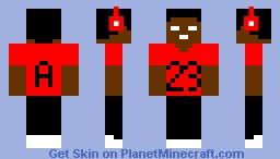 My MC Skin. Herobrine Dude Minecraft Skin
