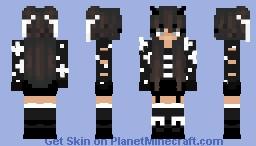 ★·.·´¯`·.·★ Moon Flower ★·.·´¯`·.·★ *•.¸♡ Minecraft Skin
