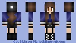 [𝒜𝓊𝓉𝓊𝓂𝓃] 𝒮𝒾𝓃𝑔 𝐹𝑜𝓇 𝒯𝒽𝑒 𝑀𝑜𝓂𝑒𝓃𝓉 Minecraft Skin