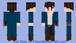 Another pirate me Minecraft Skin
