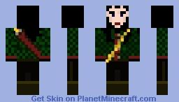 Prince Rycor Minecraft Skin