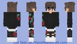 🌹ℛ𝓸𝓼𝒆 ℬ𝓸𝔂🌹 Minecraft Skin