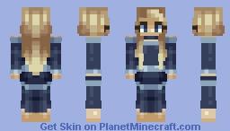 Vintage [flaw's contest] Minecraft Skin