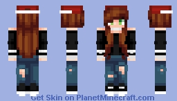 Pixel || Call me maybe Minecraft Skin