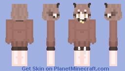 Owl child - SmolMai's reshade contest Minecraft Skin
