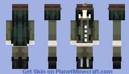 """hEY SOUL SISTER"" - korekiyo shinguuji - danganronpa v3: killing harmony Minecraft Skin"
