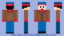 Stan Minecraft Skin