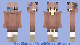 cute owl grill - smolMai's reshade contest thingy Minecraft Skin