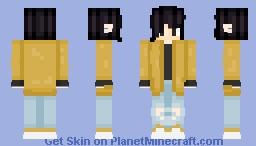 🌻 ~ hufflepuff!bang yongguk ~ 🌻 Minecraft Skin