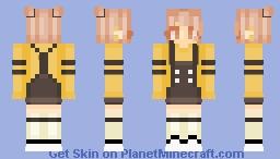 𝓗𝓾𝓯𝓯𝓵𝓮𝓹𝓾𝓯𝓯 𝓟𝓻𝓲𝓭𝓮. Minecraft Skin