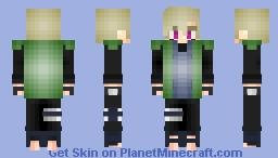 Koraru [Able to take off jacket in Skin Customization] Minecraft Skin