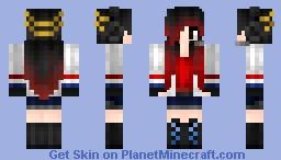 Amada skin redo Minecraft Skin