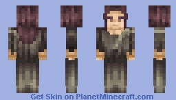 Mona Lisa Minecraft Skin