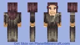 Mona Lisa Minecraft Skin