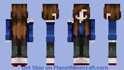 Songs of the Moon Minecraft Skin