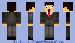 Mr.StupidNoob Minecraft Skin
