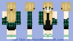 Wintergreen Dream Minecraft Skin