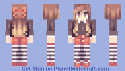 live in the moment Minecraft Skin