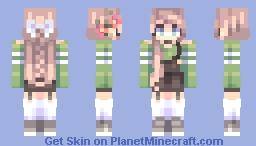 garden keeper Minecraft Skin