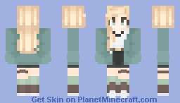 5,000 candles in the wind Minecraft Skin