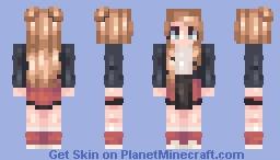 Baggage Minecraft Skin