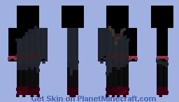 Black Dress [New Style] Minecraft