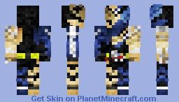 Kamen Rider Build -- KeyDragon 仮面ライダービルド•キードラゴンフォーム Minecraft Skin