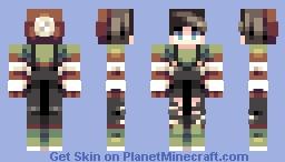 Christmas // Raffle Minecraft Skin