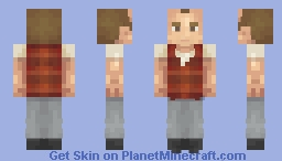 for Mr. Jive Minecraft Skin