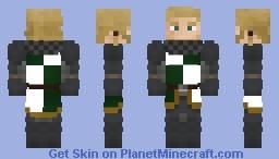 [LotC] Aurelius Untrius Minecraft Skin
